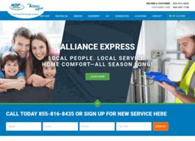 allianceexpress.com