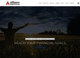 Alliancefinancial.ca