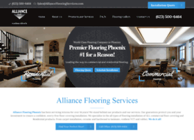 allianceflooringservices.com