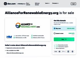 allianceforrenewableenergy.org