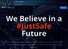 allianceforsafetyandjustice.org