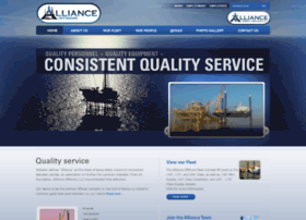 allianceliftboats.com
