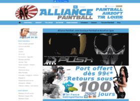 alliancepaintball.com