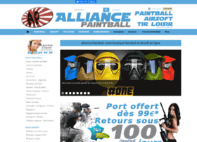 alliancepaintball.oxatis.com