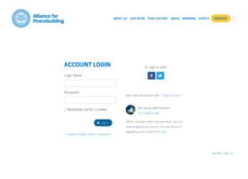 alliancepeacebuilding.z2systems.com