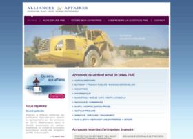 alliances-affaires.fr