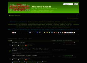 alliances-faq.de