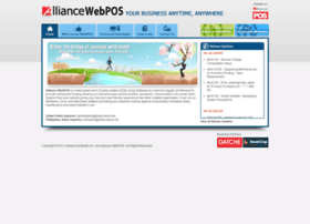 alliancewebpos.com
