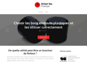 allibert-bac-plastique.fr