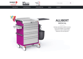 allibert-medical.com