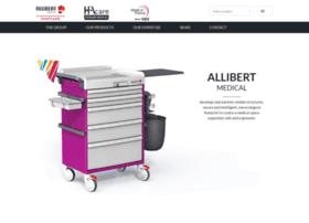 allibert-medical.com