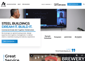 alliedbuildings.com
