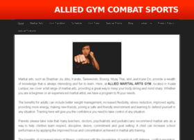 alliedcombatsports.weebly.com