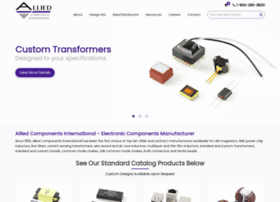 alliedcomponents.com