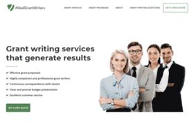 alliedgrantwriters.com