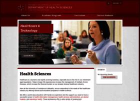alliedhealth.louisiana.edu