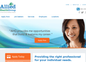 alliedhealthgroup.com