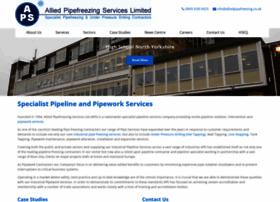 alliedpipefreezing.co.uk