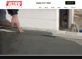 alliedroofing.com