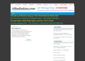 allindiadata.com