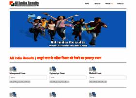 allindiaresults.org