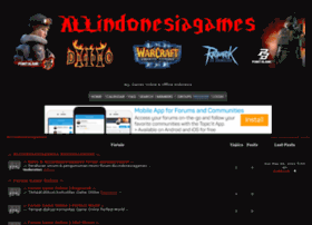 allindonesiagames.forums.gs