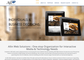 allinwebsolutions.com