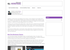 allinwordpress.com