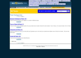 alliqtests.com