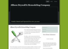allisondrywall.com
