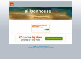 allisonhouse.co