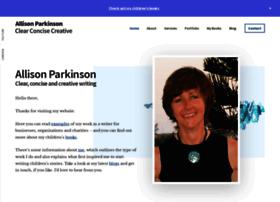 allisonparkinson.co.uk