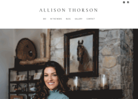 allisonthorson.com