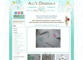 allisoriginals.com