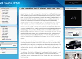 Allistanbulhotels.com
