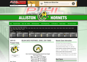 allistonhornets.pointstreaksites.com