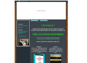 alliteratedbibleoutlines.com