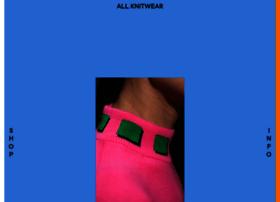 allknitwear.com