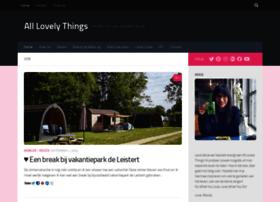 alllovelythings.nl