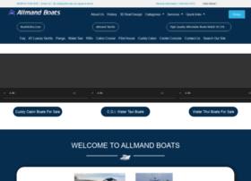 allmandboats.com