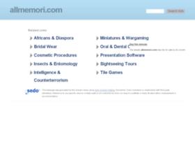 allmemori.com