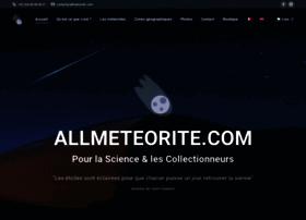 allmeteorite.com