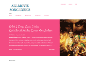 allmoviesonglyrics.blogspot.in