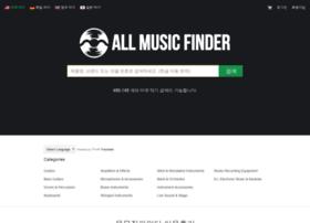 allmusicfinder.co.kr