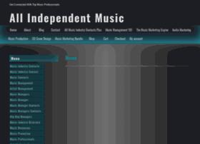 allmusicindustrycontacts.com