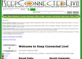 allmycommentsmakethehomepage.keepconnectedlive.com