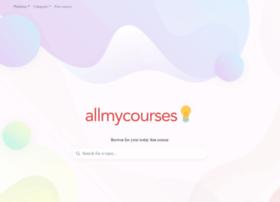 allmycourses.com
