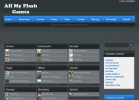 allmyflashgames.com