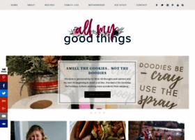 allmygoodthings.com