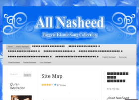 allnasheed.wordpress.com